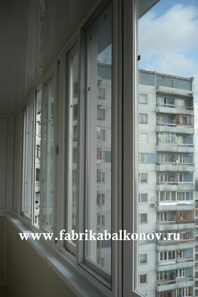 Теплое остекление балконов и лоджий раздвижными пластиковыми окнами SLIDORS Слайдорс фотографии